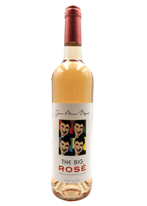 vin rosé big rosé jean marie bigard
