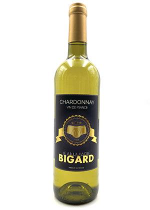 Vin blanc Chardonnay Jean Marie Bigard