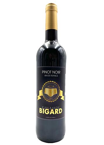 vin rouge pinot noir jean-marie Bigard